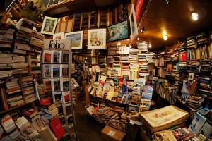 Librairie du Môle à Saint Malo 2