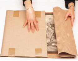 emballage carton ondulé